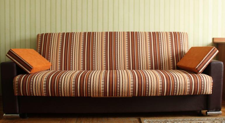 Перетяжка мягкой мебели в гомеле